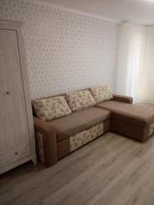 Оренда 1 кімнатної квартири Новобудова р-н Там-Таму Євроремонт, меблі, побутова техніка Ціна 5300+км.п авт.оп Здана