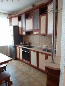 Однокімнатна квартира на шевченка  за Новою лінією, 11 поверховий будинок,  3 поверх, парковка, індив електричне опалення ніч день, вся побут техніка, Ціна 6500+км.п Здана